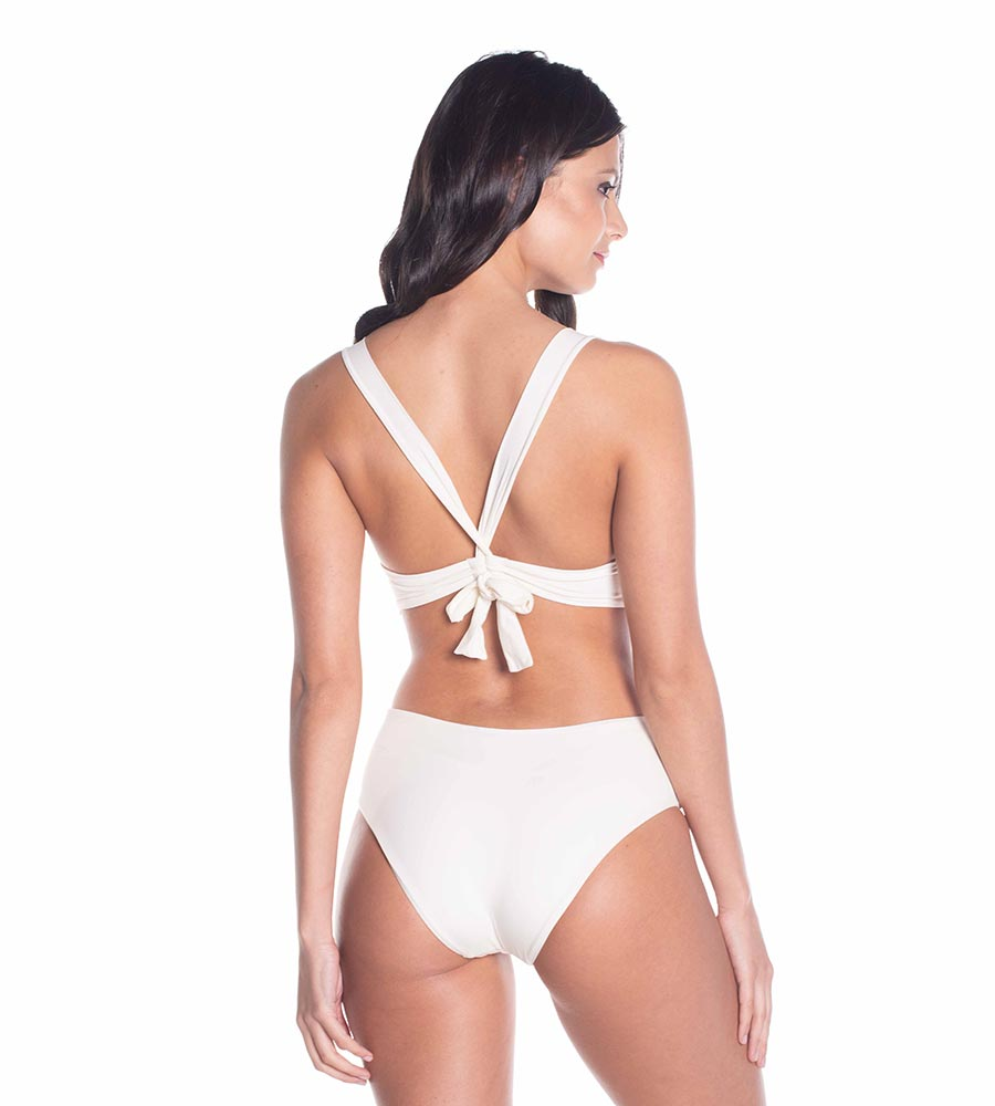 IVORY GRACIA ONE PIECE SAHA 19E29