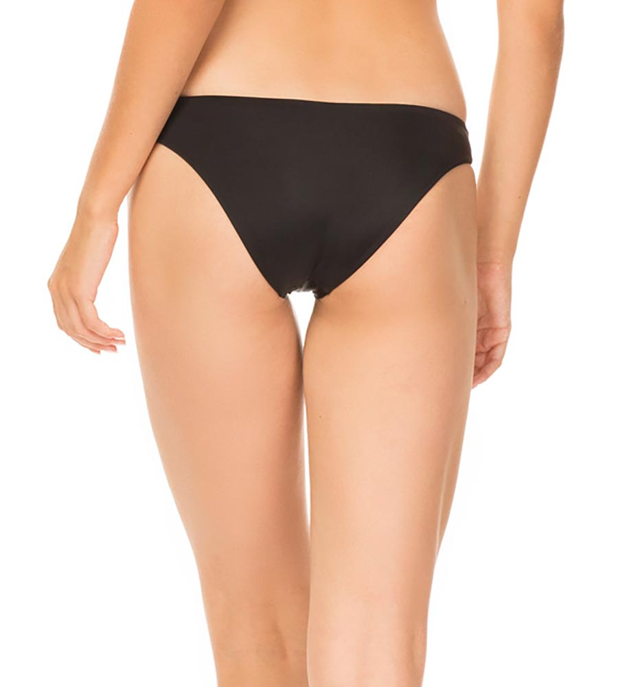 BLACK MATTE SOLIDS CAILA BOTTOM BY TORI PRAVER