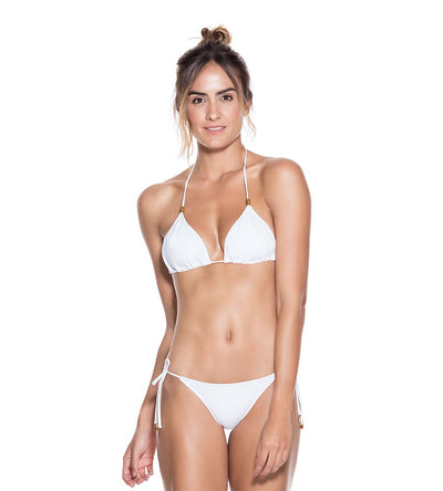 WHITE EVERY DAY STRING BOTTOM ONDADEMAR 2209-EVY-0000
