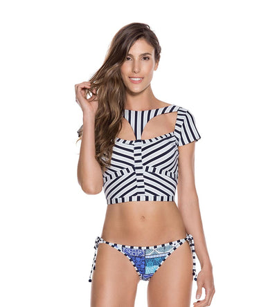 BLUE IRIS STRING BOTTOM ONDADEMAR 2209-IRIS