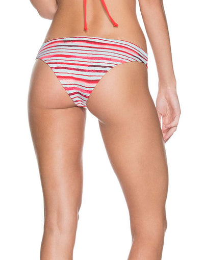 RED LEAVES BIKINI BOTTOM MAAJI 2168SCC01