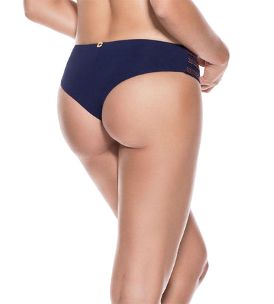 PLUM EMBELLISHED BOTTOM ONDADEMAR 22129-LUM