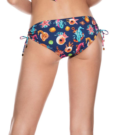 AZURE HIPSTER BOTTOM ONDADEMAR 2226-AZU