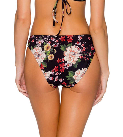 SAKURA FIELDS BLACK WILD THING BOTTOM SUNSETS 23BSAKU