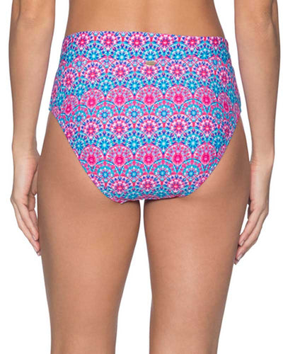 STAINED GLASS SUMMER LOVIN V-FRONT BOTTOM SUNSETS 31BSTGL
