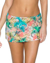 TAHITIAN DREAM KOKOMO SWIM SKIRT SUNSETS 36BTADR