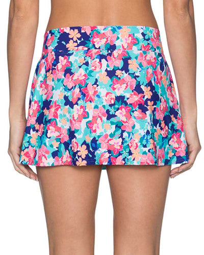 FLOWER BED SUMMER LOVIN SWIM SKIRT SUNSETS 41BFLBE