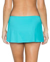 AQUA SKY SIDEKICK SWIM SKIRT SUNSETS 49BAQSK