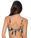 LORIKEET OLIVIA TIE BACK TOP SUNSETS 53LORI