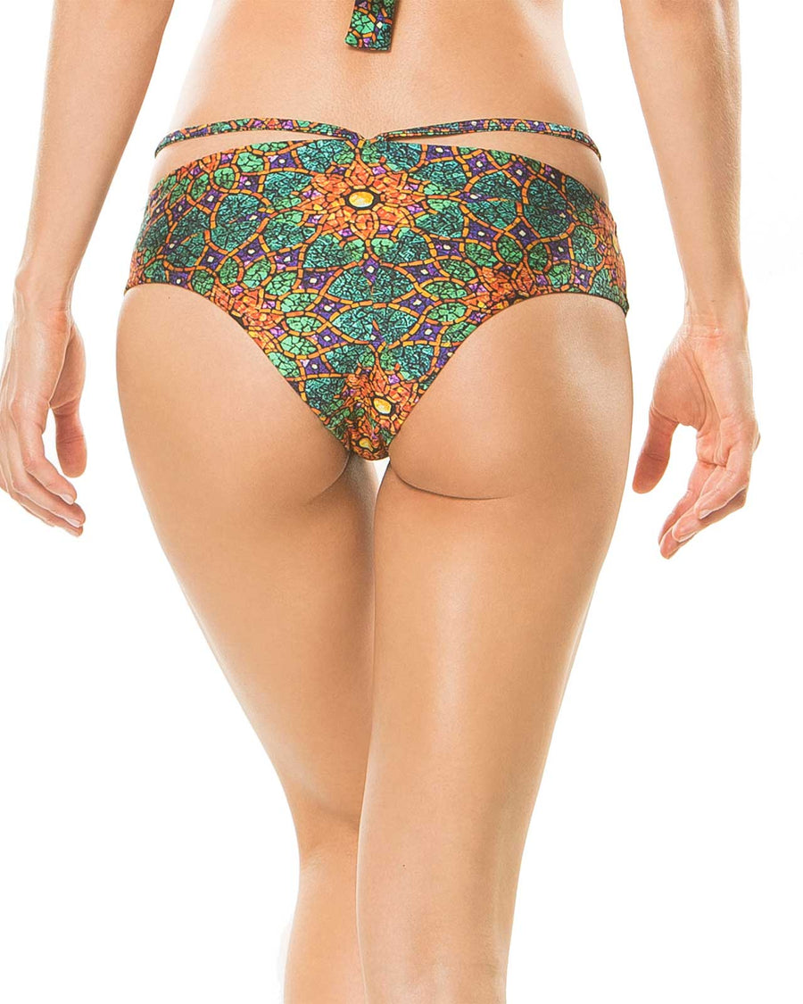 MANDALA STRAPPY BOTTOM ETERNO VERANO 6009B