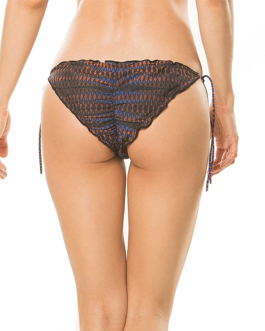 ROMANZA TIE SIDE BOTTOM ETERNO VERANO 6016B