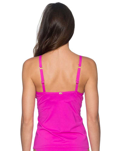 BLOSSOM FOREVER TANKINI TOP SUNSETS 77BLOS