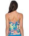 ELECTRIC OASIS FOREVER TANKINI TOP SUNSETS 77ELOA