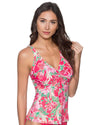HONOLULU FOREVER TANKINI TOP SUNSETS 77HNLU