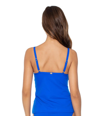 IMPERIAL BLUE FOREVER TANKINI TOP SUNSETS 77IMBL