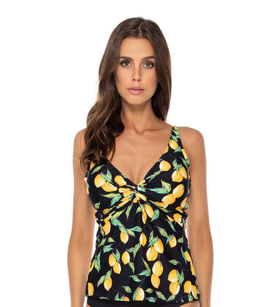 LIMONCELLO FOREVER TANKINI TOP SUNSETS 77LIMO