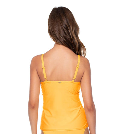 MARIGOLD FOREVER TANKINI TOP SUNSETS 77MARG
