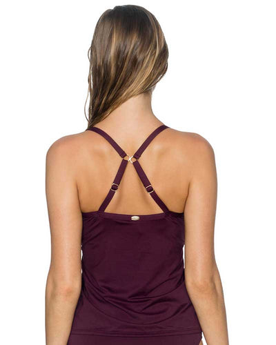 ROSEWOOD FOREVER TANKINI TOP SUNSETS 77RSWD