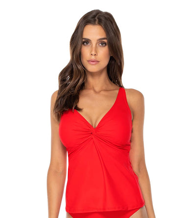SCARLET FOREVER TANKINI TOP SUNSETS 77SCRL