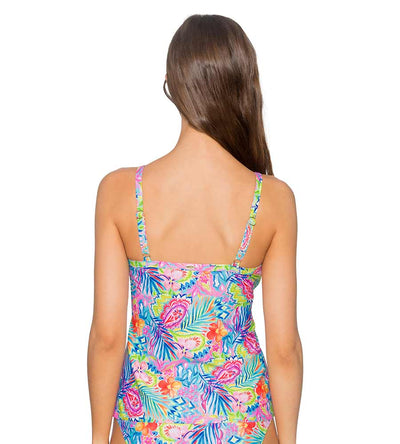 SIESTA KEY FOREVER TANKINI TOP SUNSETS 77SIKY