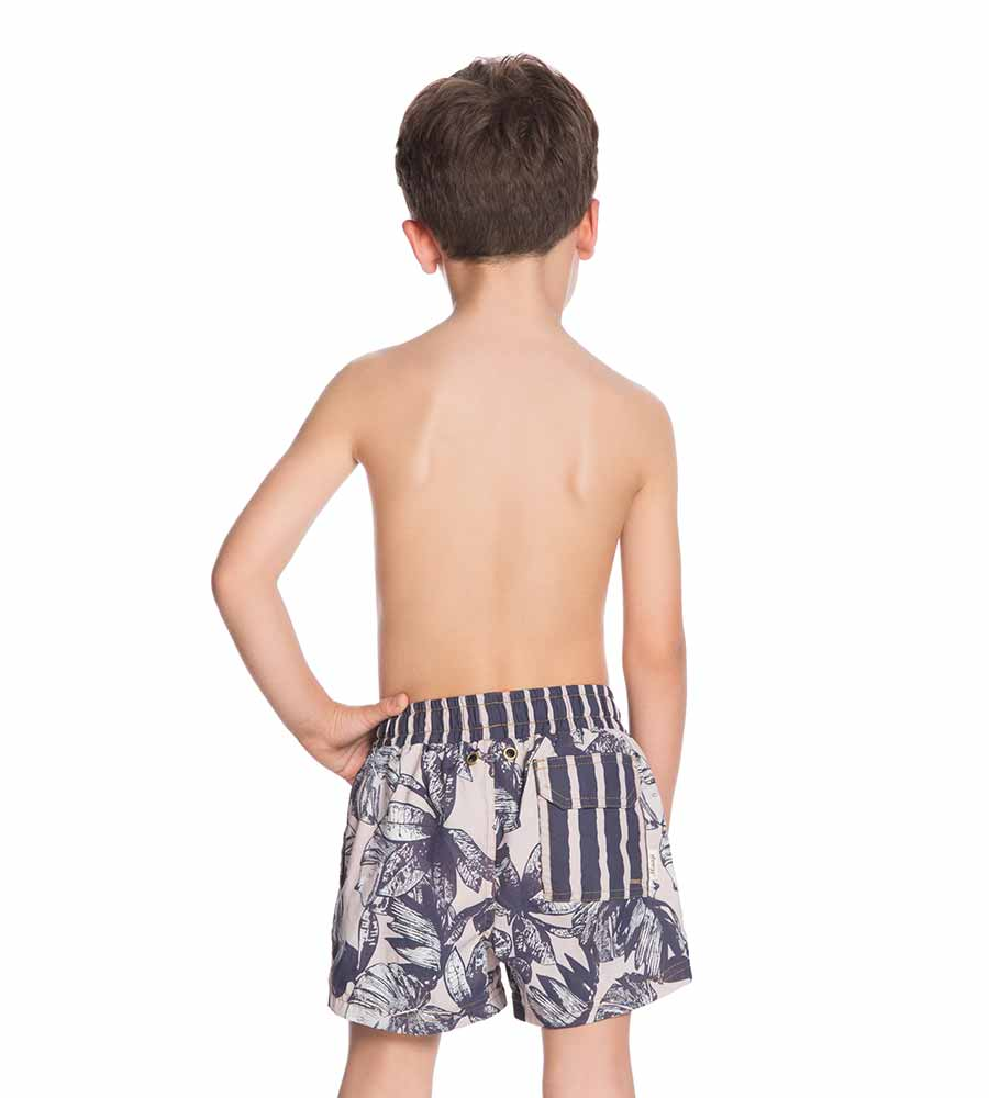 A-FRAME BOYS SWIM TRUNKS MAAJI 9086KST07