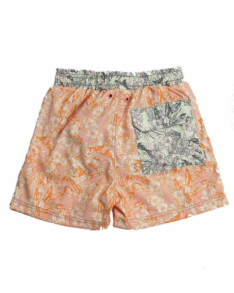 MALIBU SUNSET BOYS SWIM TRUNKS MAAJI 9087KST01
