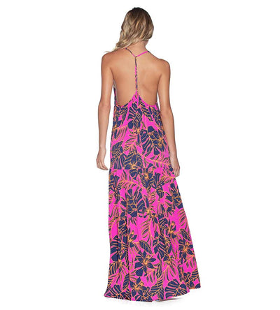 ALOHA DREAMS LONG DRESS MAAJI 1617CLD01
