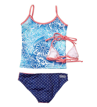 AMERICAN DREAM TANKINI AZUL 5404
