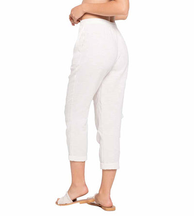 CREAM ANDRES PANT LSPACE ANDPA19-CRM