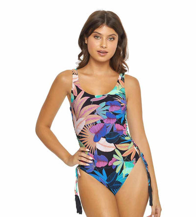 ARALIA REVERSIBLE LOLA LACE UP ONE PIECE PILYQ ARA-517P