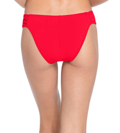 AVA FIERY RED HIGH LEG BOTTOM ROBIN PICCONE 201765-F/R