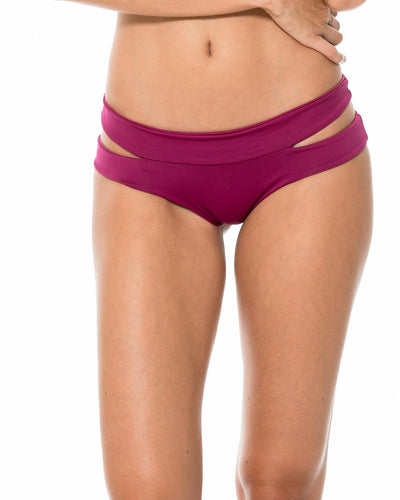 SUMMER SOLSTICE SANGRIA CUTOUT BOTTOM MALAI B00285