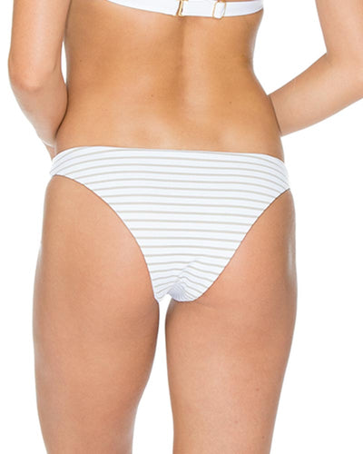 ANZA STRIPE WHITE OPAL RIO BOTTOM AERIN ROSE B457ASWO