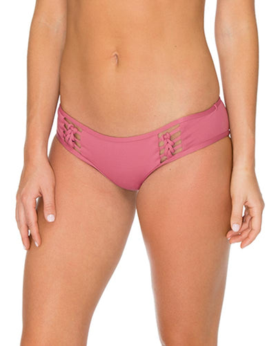 ROSE QUARTZ ELECTRA BOTTOM AERIN ROSE B459ROQU