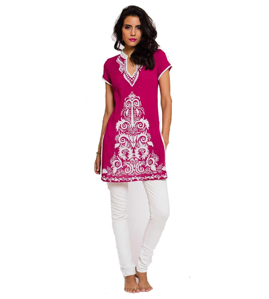 BERRY ROOPA LONG TUNIC SULU ROOPA6