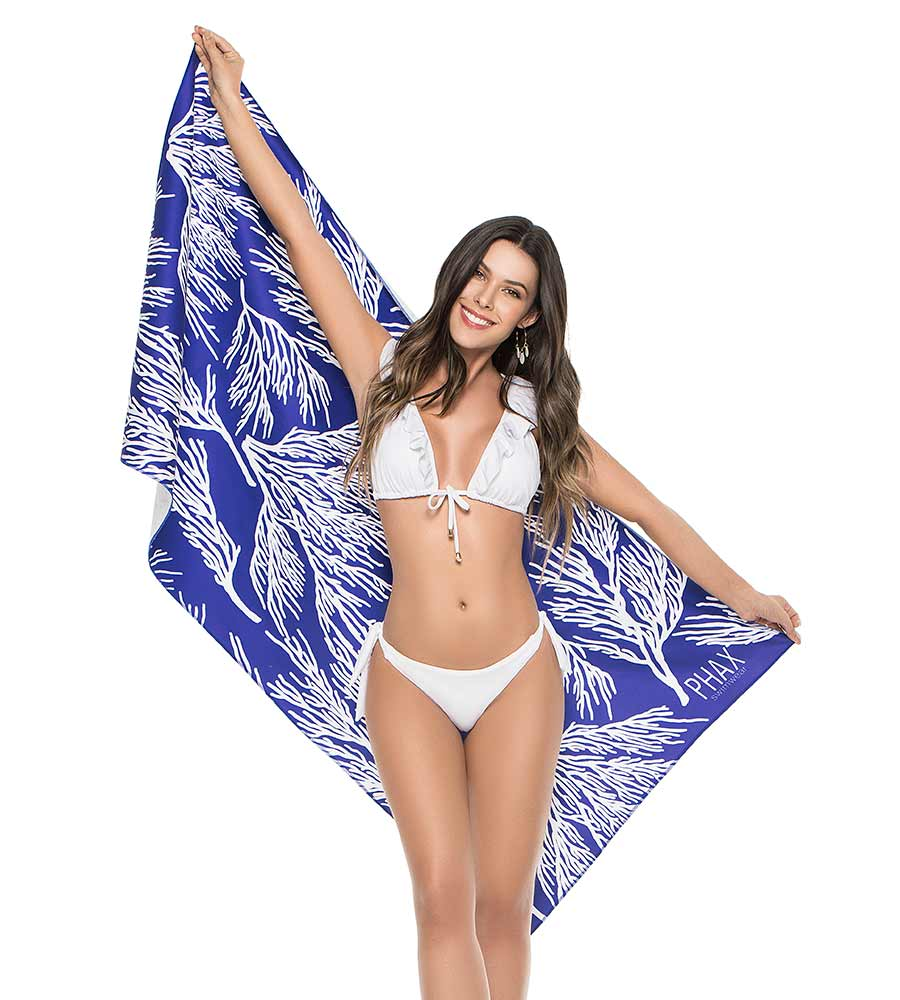 BEYOND THE SEA BEACH TOWEL PHAX AS260022-420
