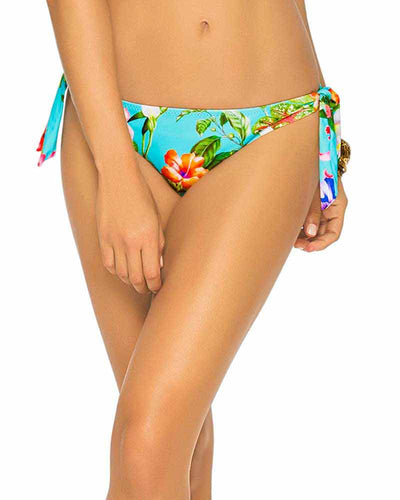 TROPICAL FLOWERS LATIN TIE SIDE EBOTTOM PHAX BF11320103-420