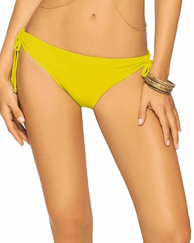 YELLOW COLOR MIX LATIN TIE SIDE BOTTOM PHAX BF16330005-720
