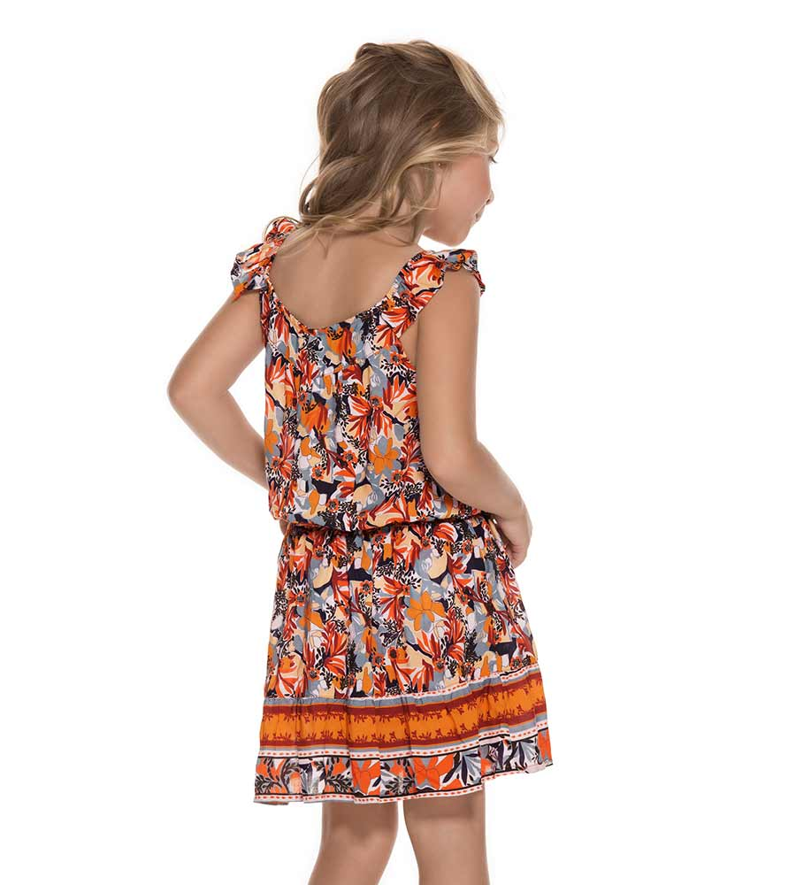 BIRDS EYE VIEW GIRLS DRESS MAAJI 1692KKC04