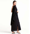 BLACK BEAUTY MAXI DRESS TOUCHE 0F79001