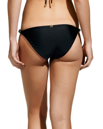 BLACK DOUBLE FACE KNOT BOTTOM VIX 165-811-001