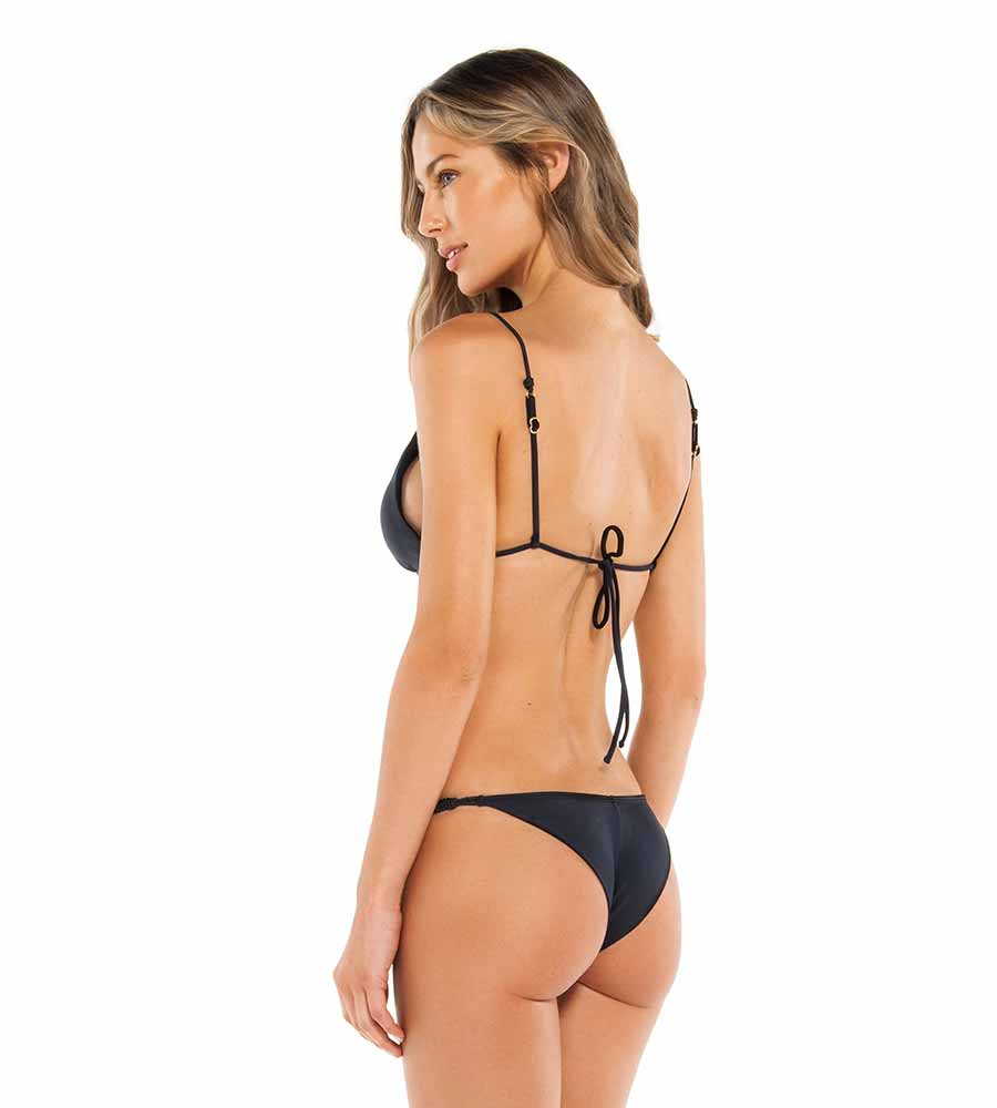 BLACK EVELYN ONE PIECE VIX 627-406-001