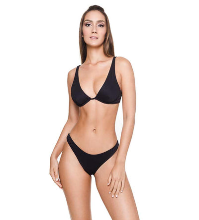 BLACK KATE BIKINI BOTTOM DESPI 0190BF