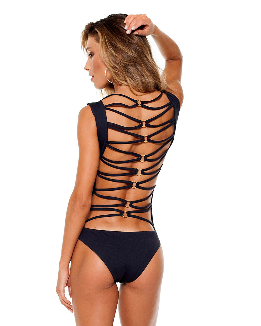 BLACK KYLIE ONE PIECE LYBETHRAS MBKYLIEB