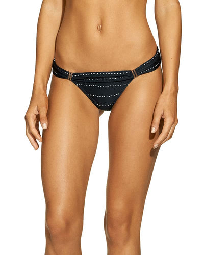 BLACK STRIPE DOT BIA TUBE BOTTOM VIX 151-579-001