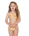PACIFIC BLOOM JOJO KIDS BIKINI LSPACE BLPBS18-SUG