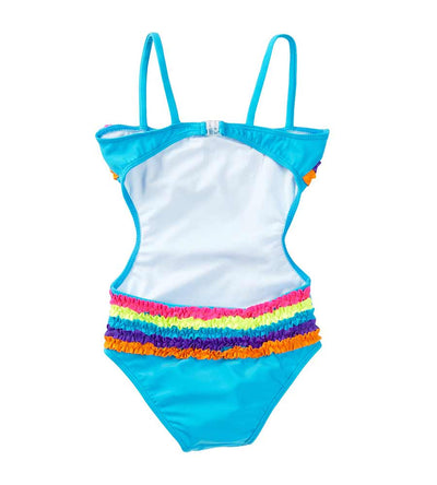 BLUE CHASING RAINBOWS MONOKINI AZUL 1429-T