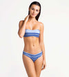 BLUE JEWEL BANDEAU TOP TOUCHE 0B31A01