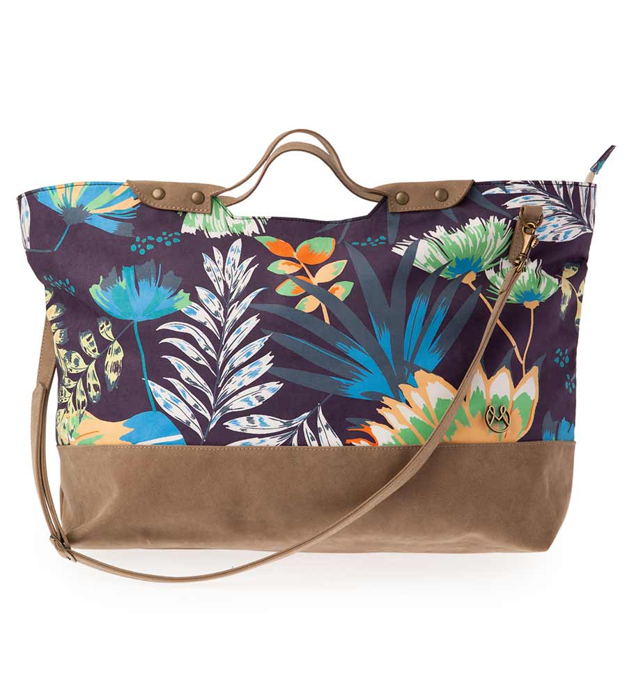 BRIGHTEST FLOWERS DUFFLE BAG MAAJI 4056XTE01