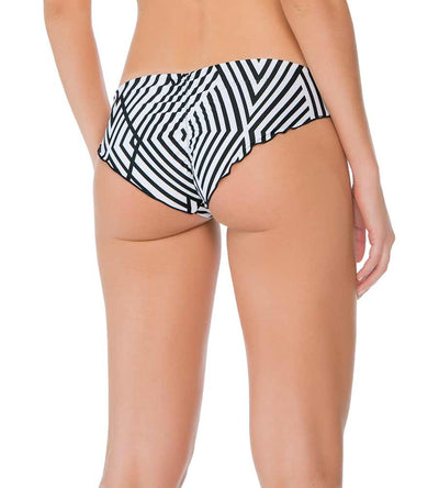 BROOKLYN RUCHED BIKINI BOTTOM MILONGA BROL01